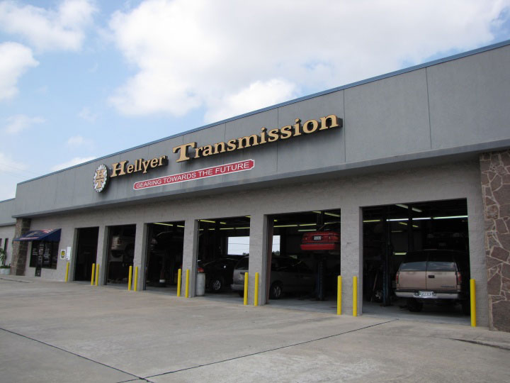 Hellyer Transmission Service Center