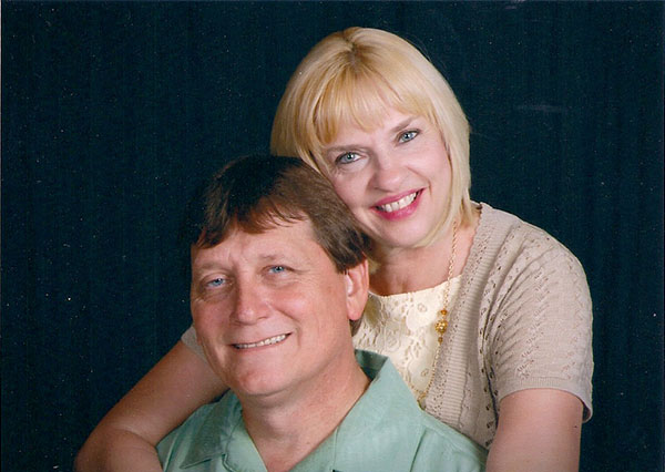Mark and Brenda Hellyer